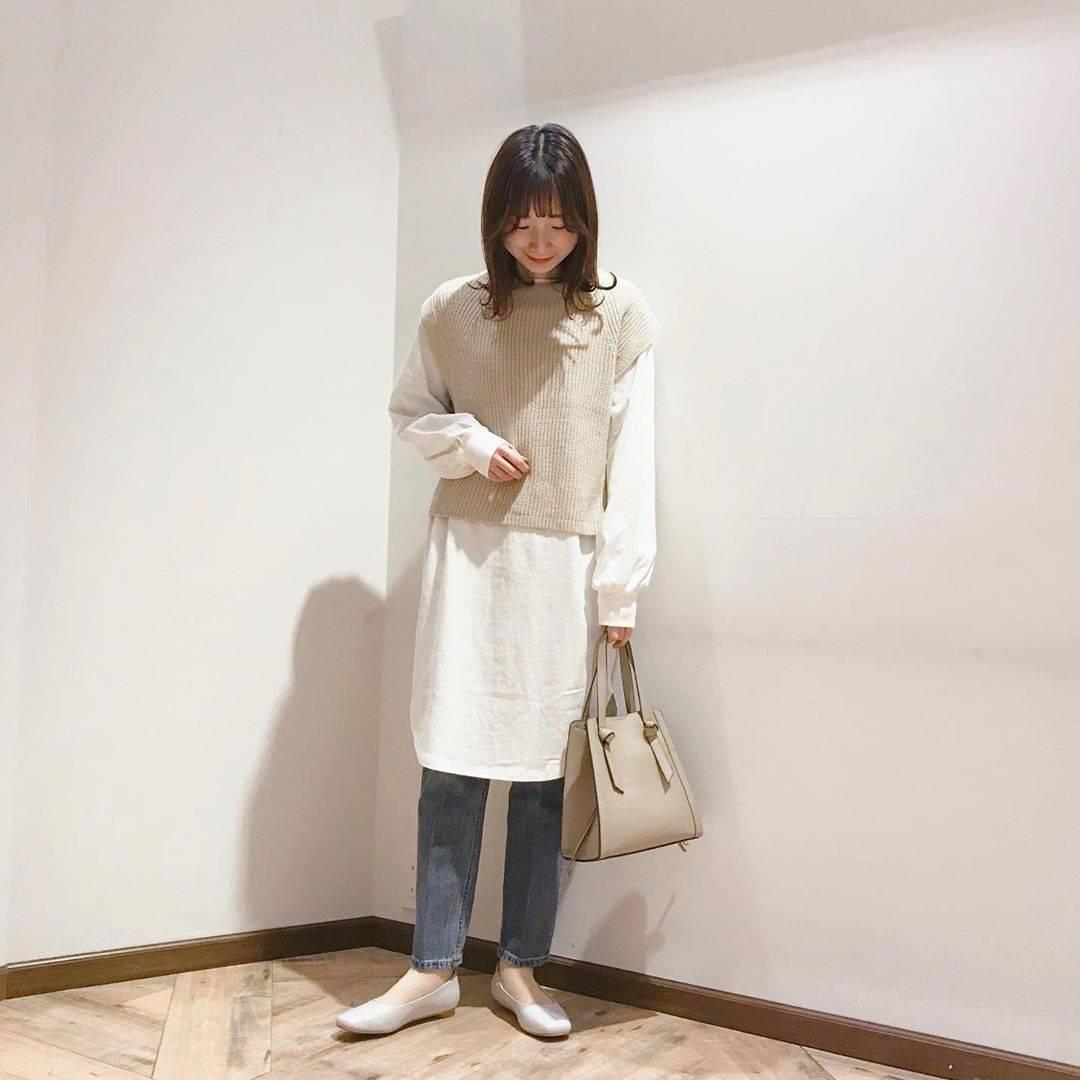 最高気温6度・最低気温-2度 caaa____93の服装