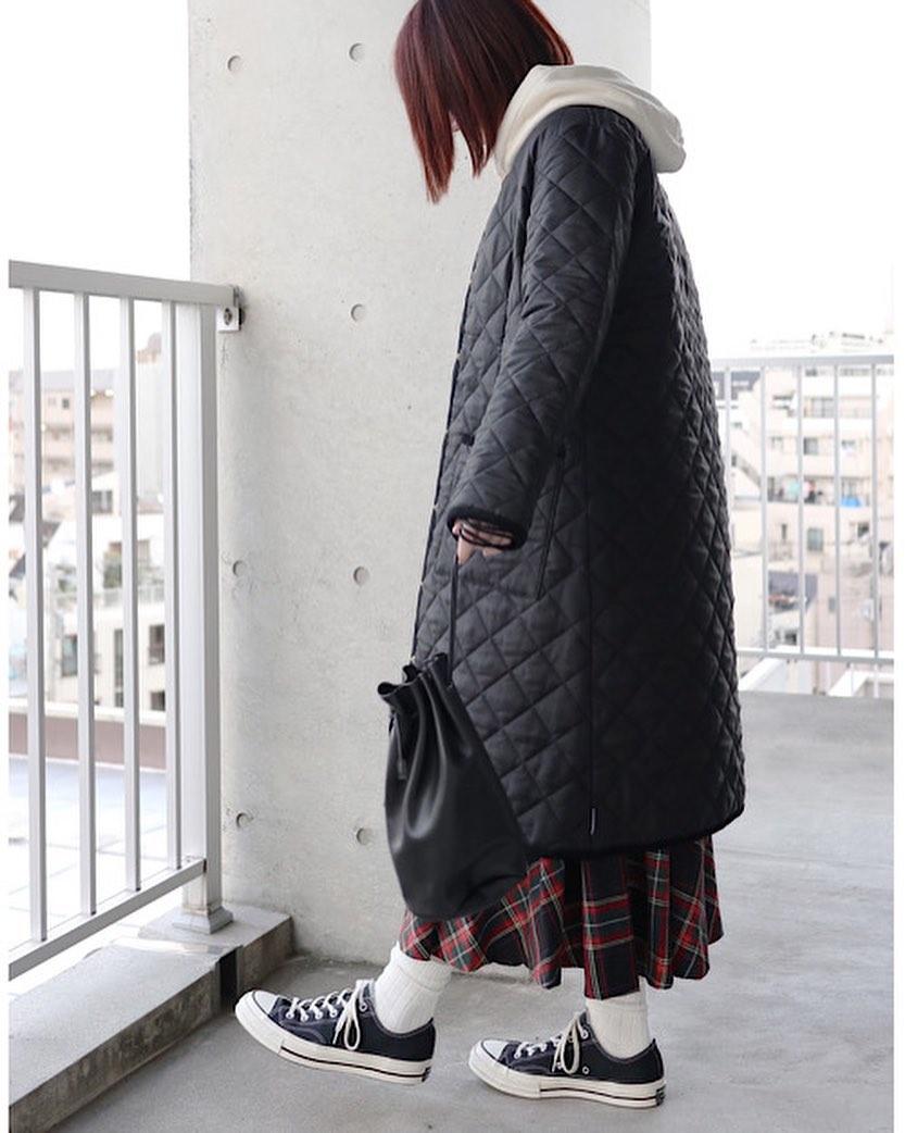 最高気温16度・最低気温8度 chi0028の服装