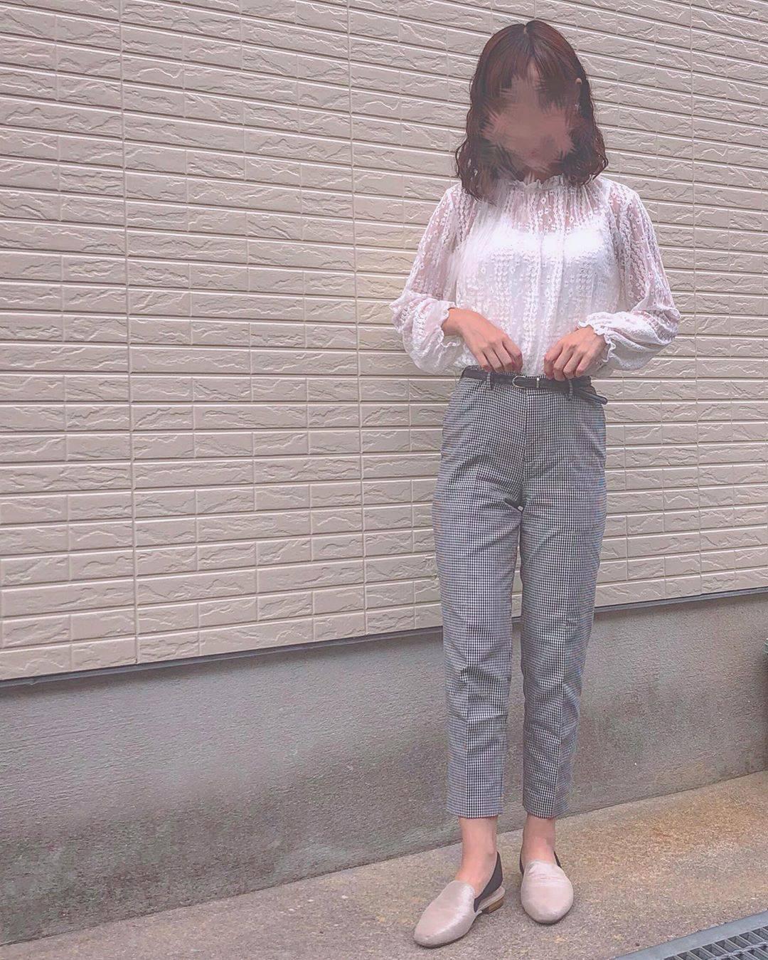 最高気温28度・最低気温19度 flower_22227の服装