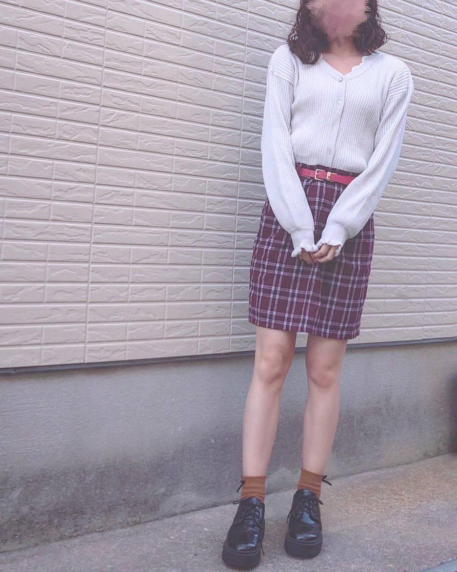 最高気温25度・最低気温17度 flower_22227の服装