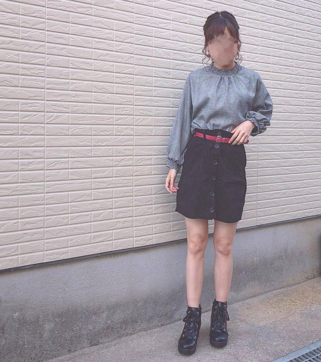 最高気温24度・最低気温12度 flower_22227の服装