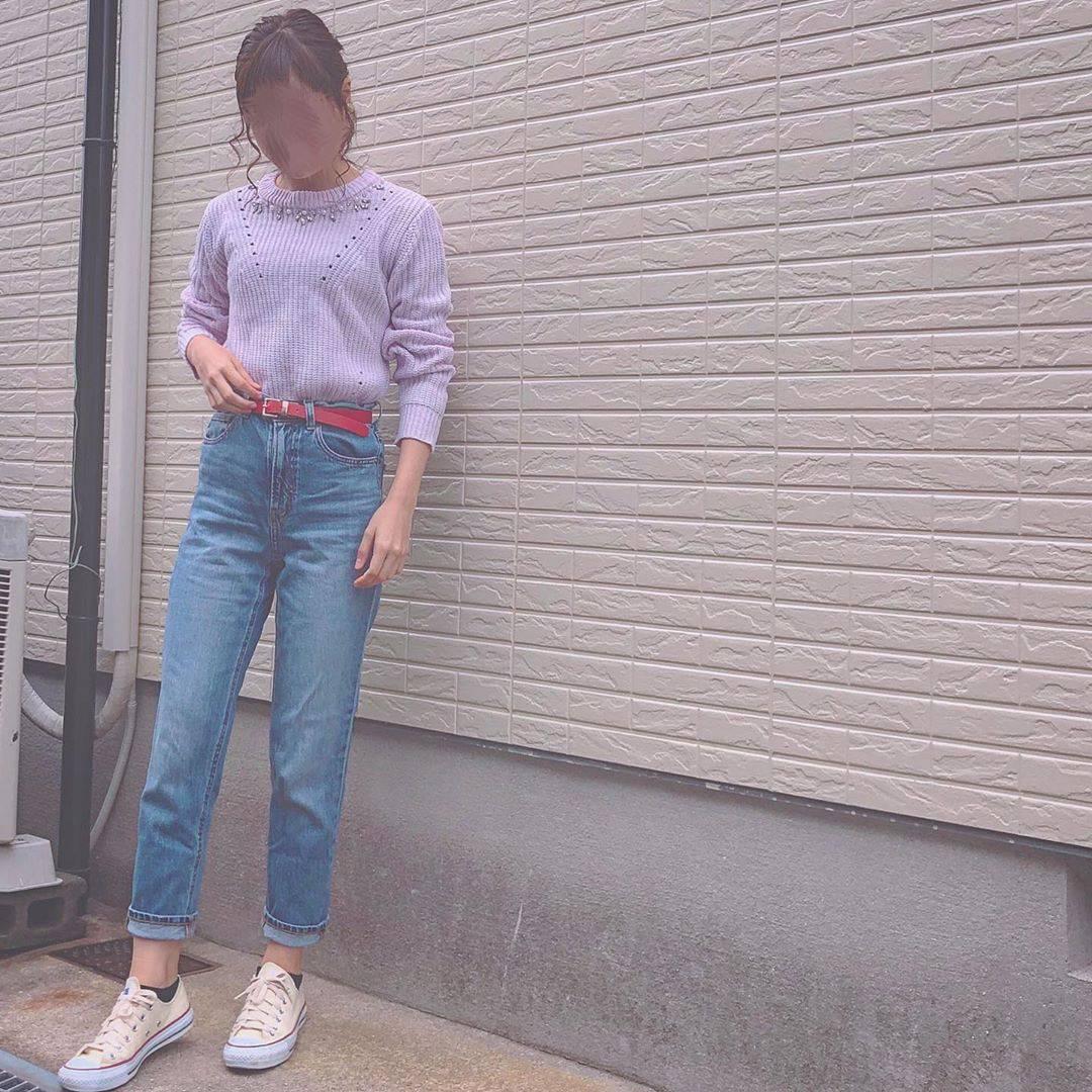 最高気温22度・最低気温12度 flower_22227の服装