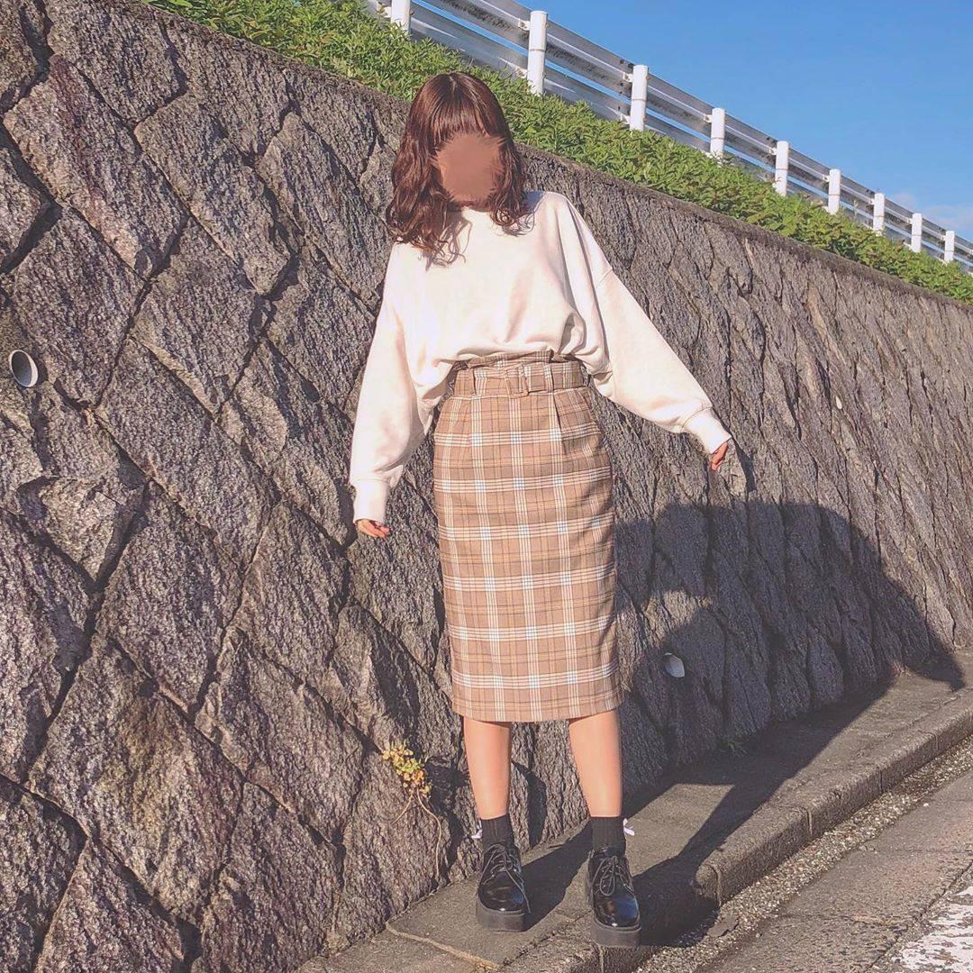 最高気温16度・最低気温11度 flower_22227の服装