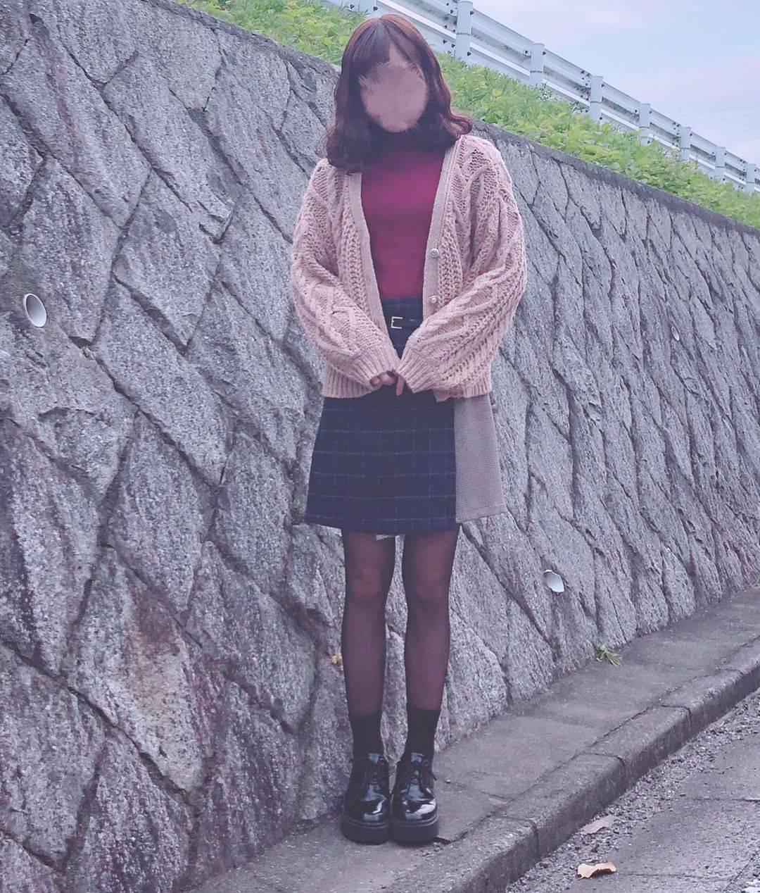最高気温10度・最低気温6度 flower_22227の服装