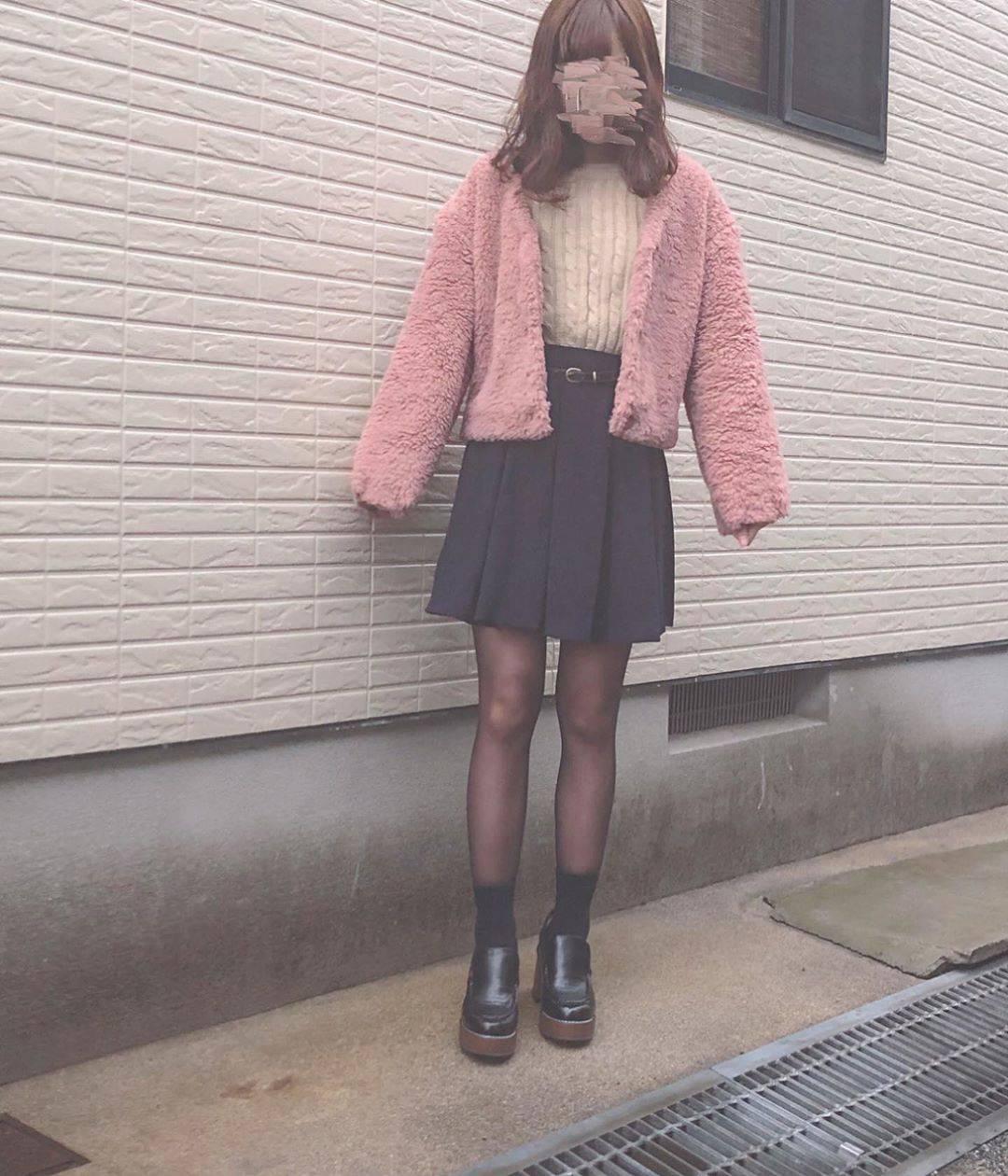 最高気温9度・最低気温5度 flower_22227の服装