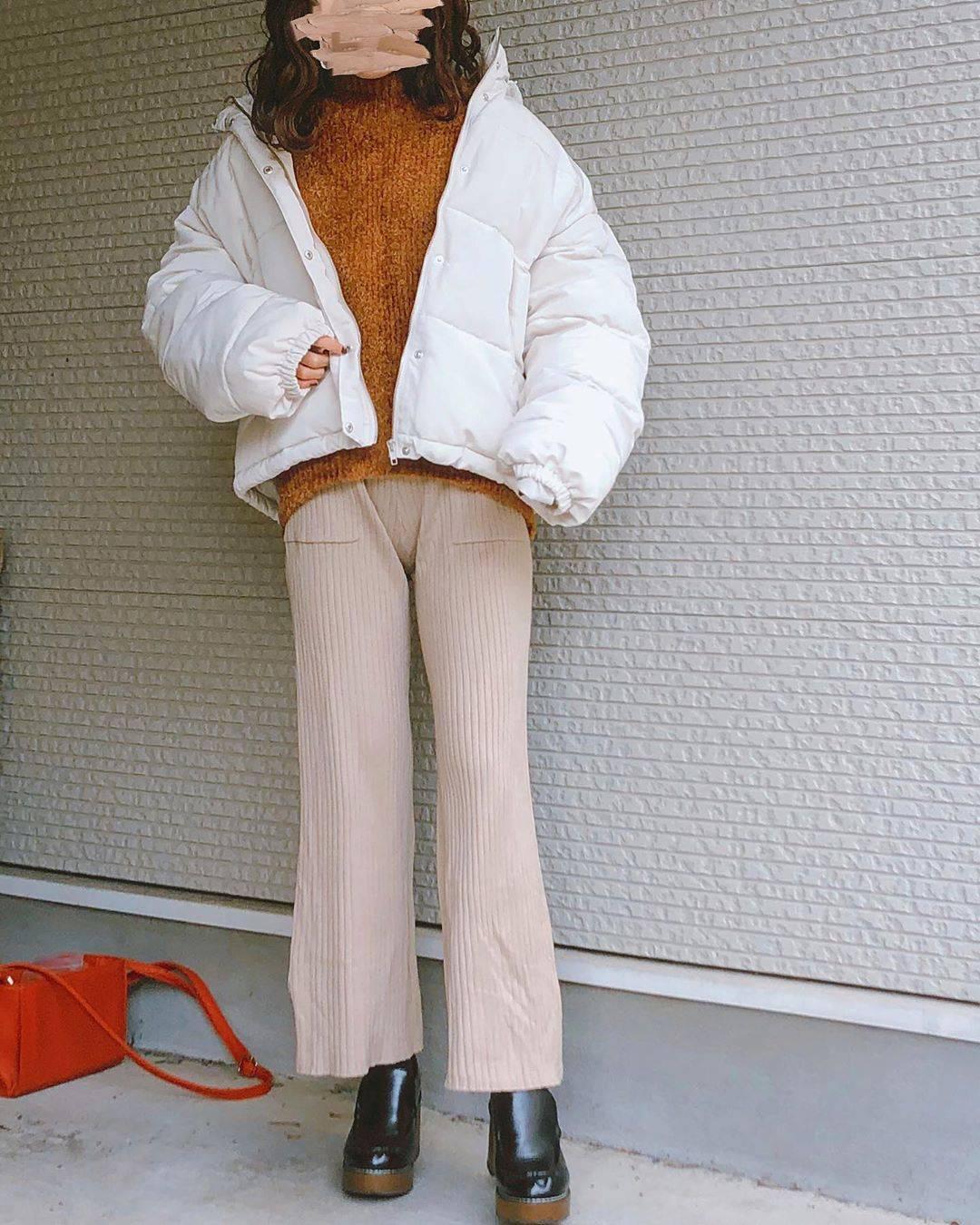 最高気温16度・最低気温3度 flower_22227の服装