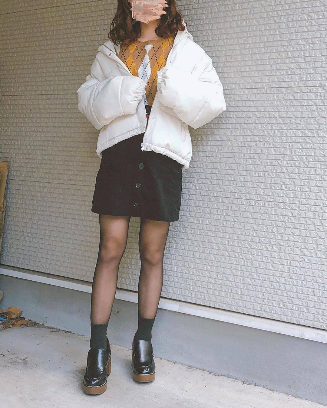 最高気温11度・最低気温1度 flower_22227の服装