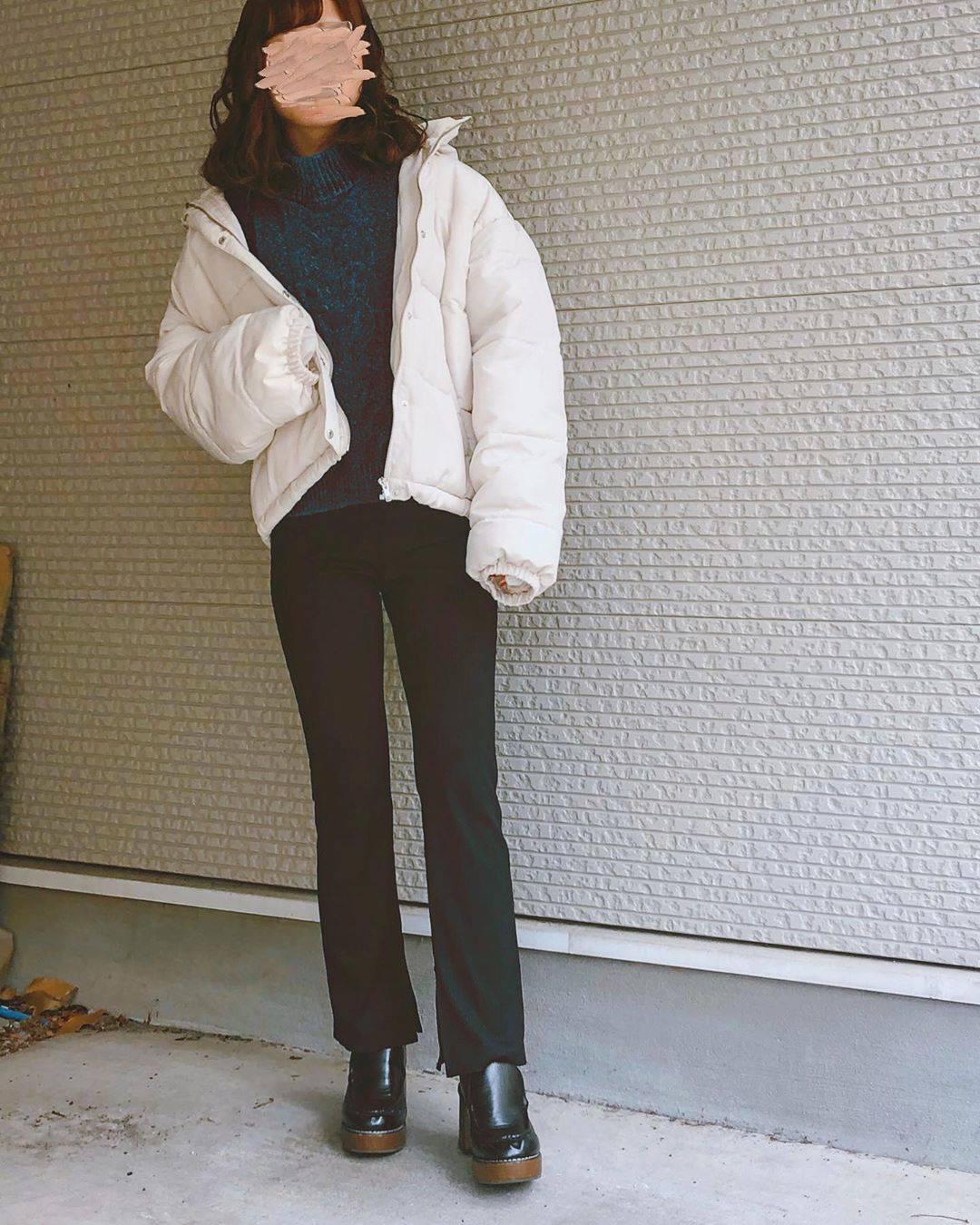 最高気温12度・最低気温3度 flower_22227の服装