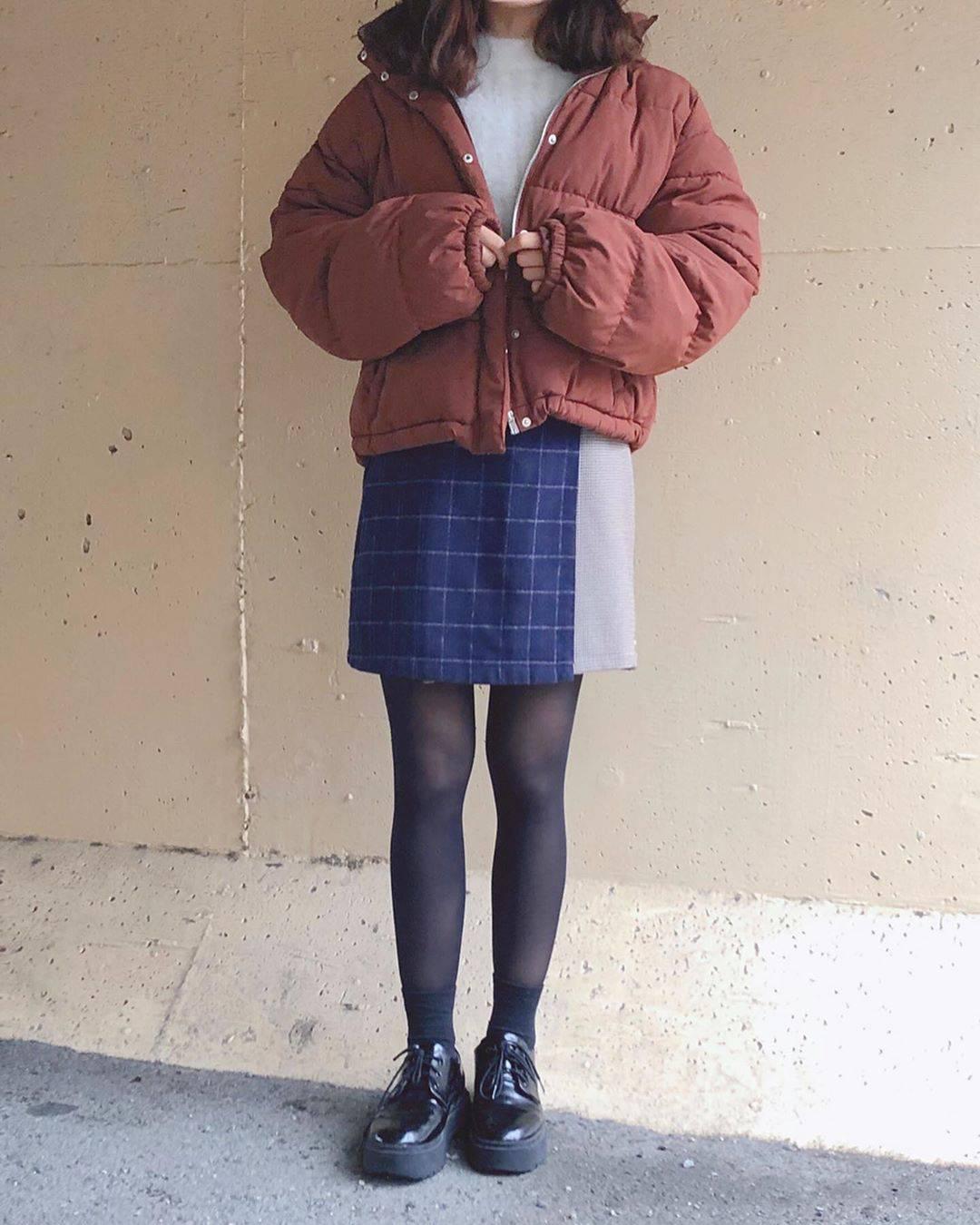 最高気温6度・最低気温2度 flower_22227の服装