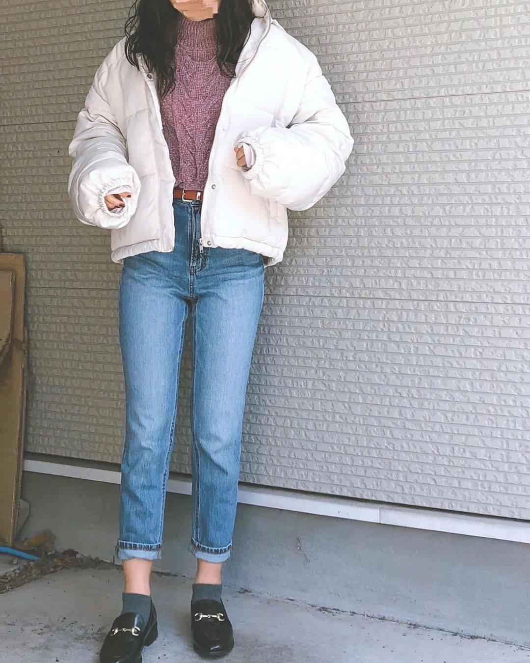 最高気温14度・最低気温5度 flower_22227の服装