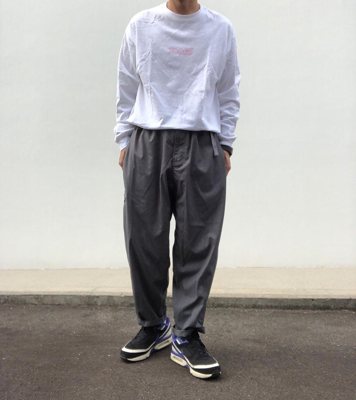 最高気温21度・最低気温16度 hello_coordinateの服装