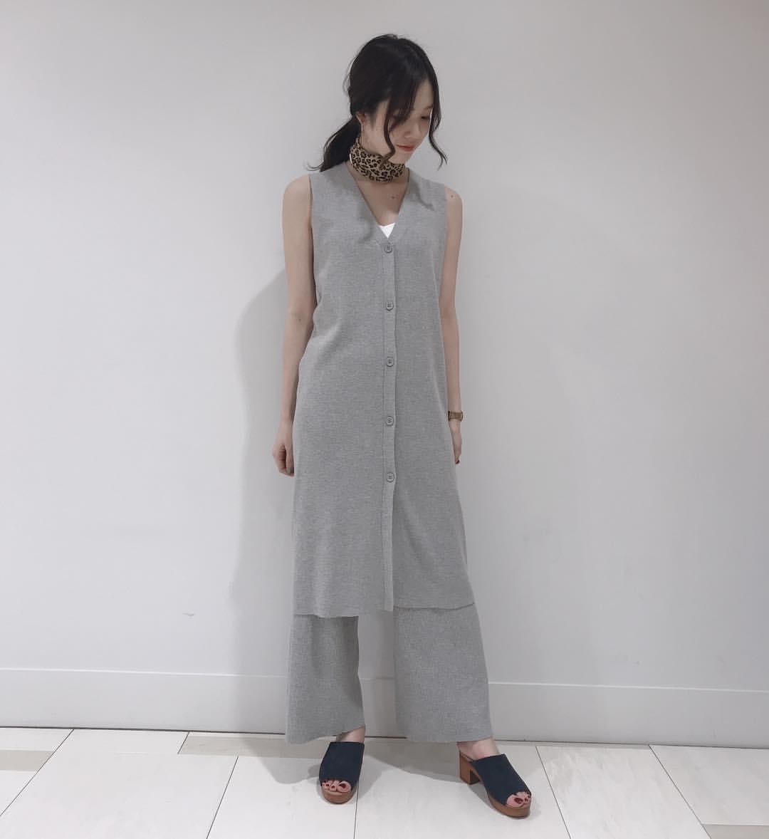 最高気温16度・最低気温3度 hikari_k0122の服装
