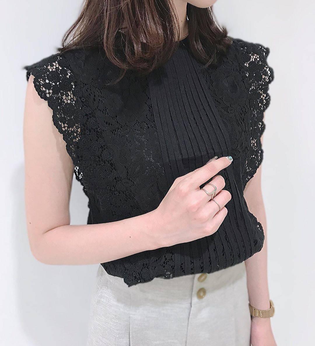 最高気温26度・最低気温13度 hikari_k0122の服装
