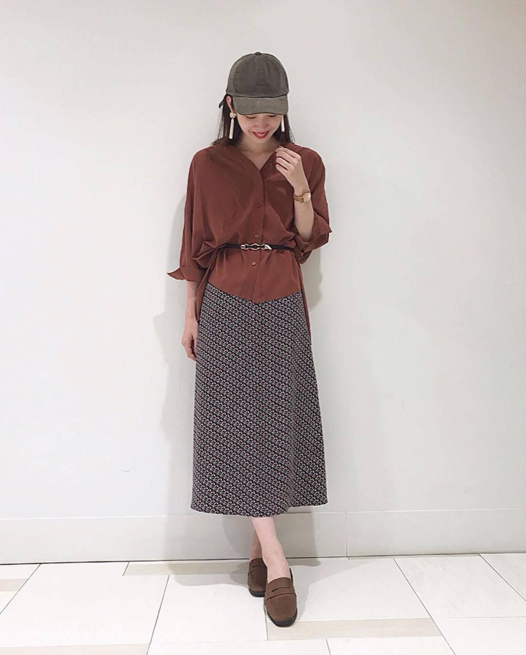 最高気温31度・最低気温20度 hikari_k0122の服装