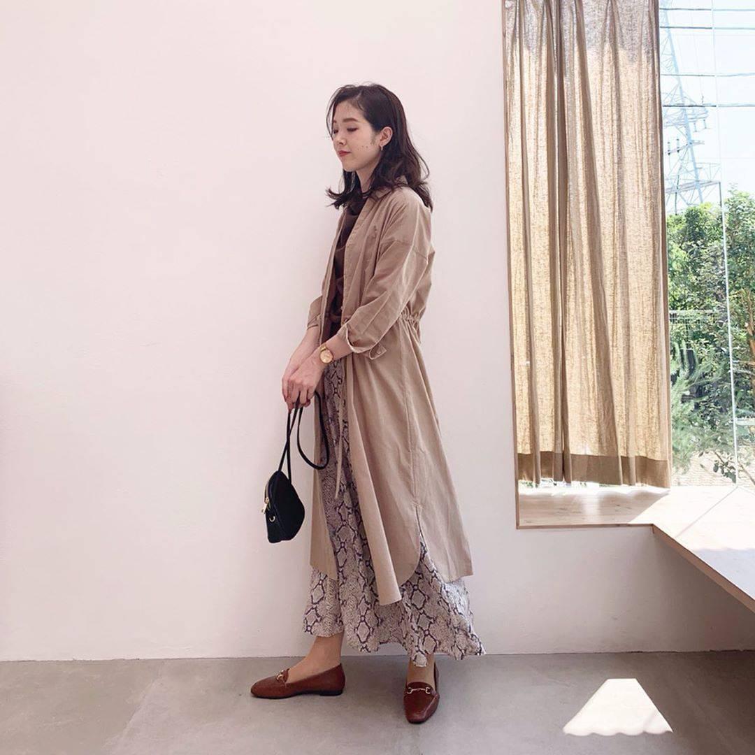 最高気温26度・最低気温22度 hikari_k0122の服装