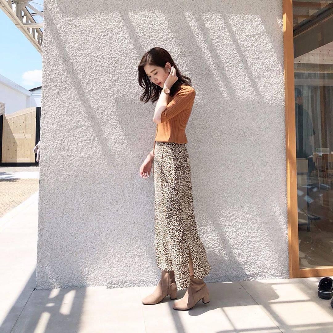 最高気温29度・最低気温23度 hikari_k0122の服装