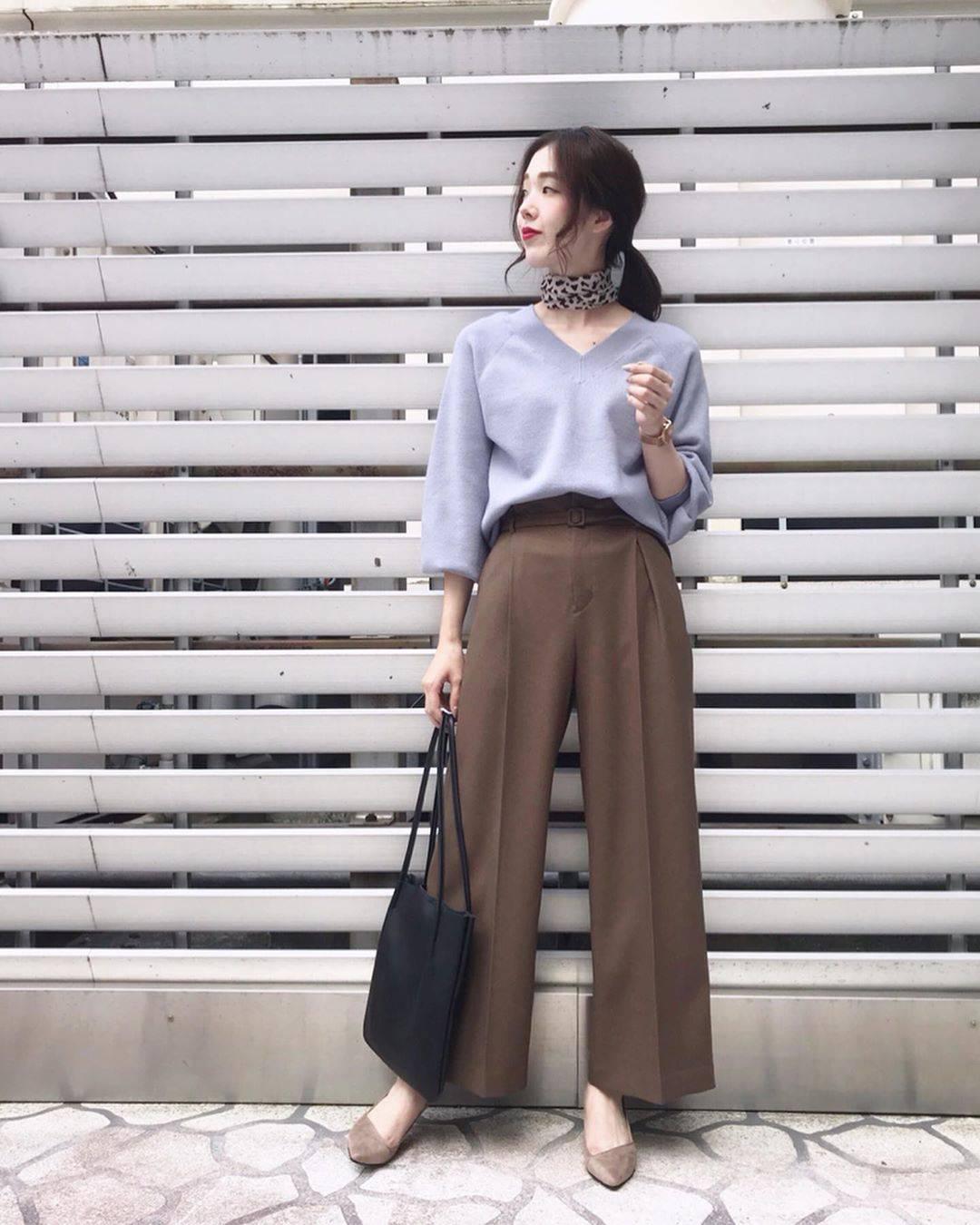 最高気温18度・最低気温15度 hikari_k0122の服装