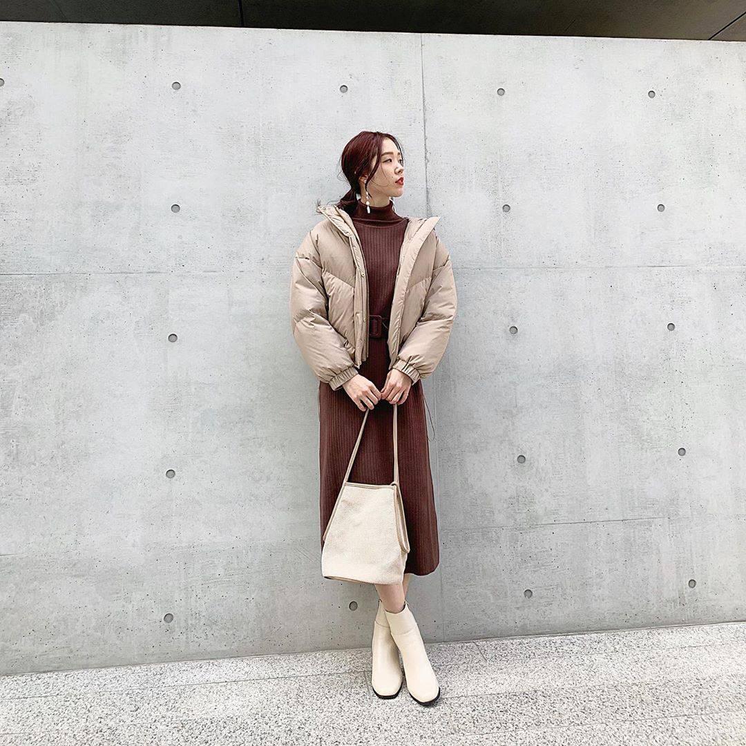 最高気温12度・最低気温2度 hikari_k0122の服装