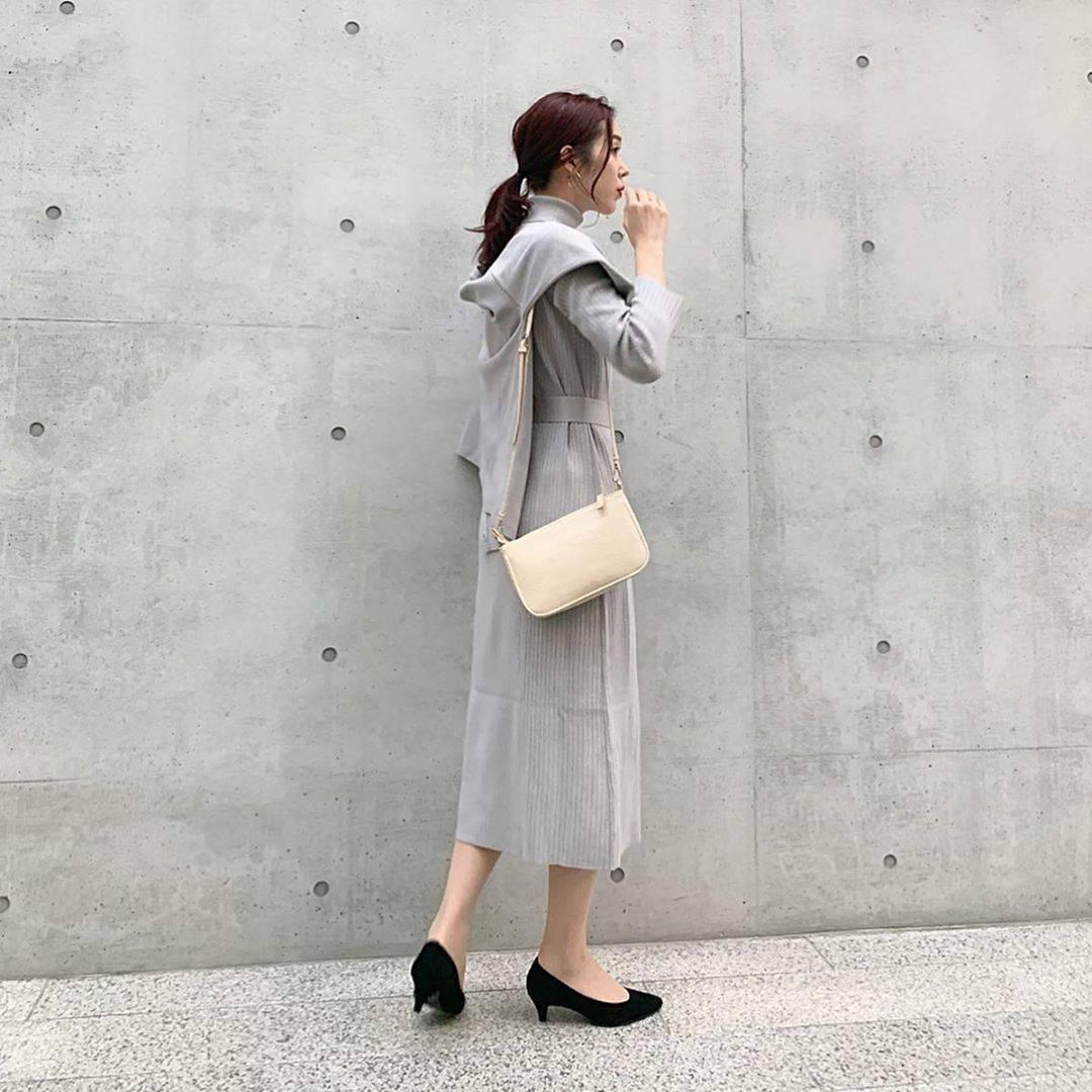 最高気温15度・最低気温6度 hikari_k0122の服装