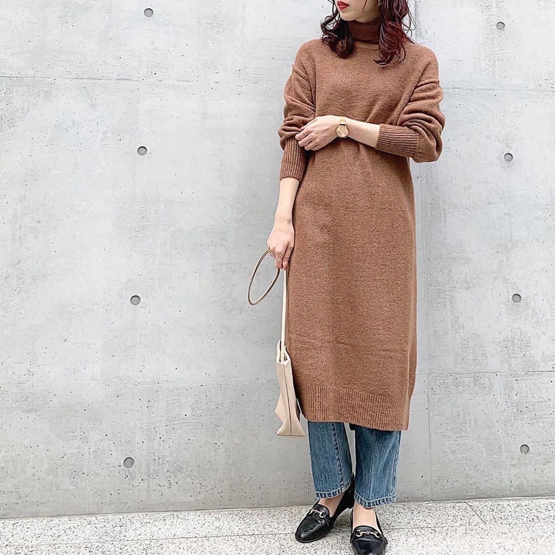 最高気温12度・最低気温5度 hikari_k0122の服装