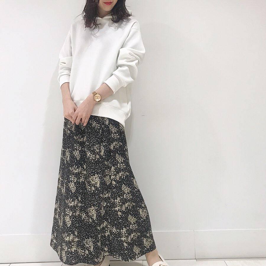 最高気温16度・最低気温1度 hikari_k0122の服装