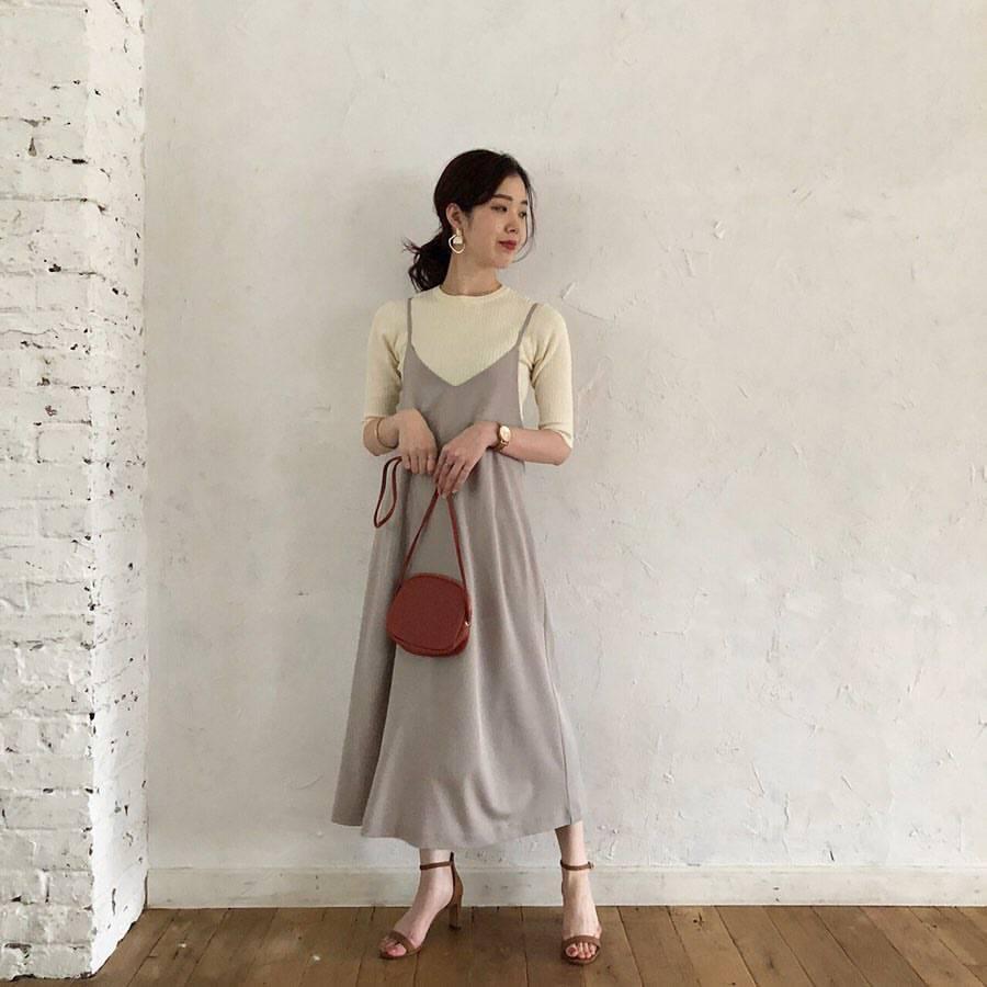 最高気温13度・最低気温6度 hikari_k0122の服装