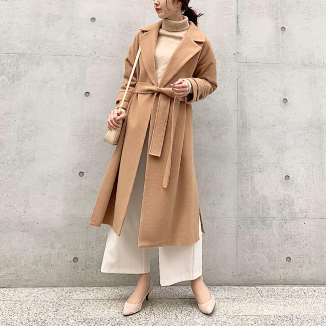 最高気温15度・最低気温5度 hikari_k0122の服装