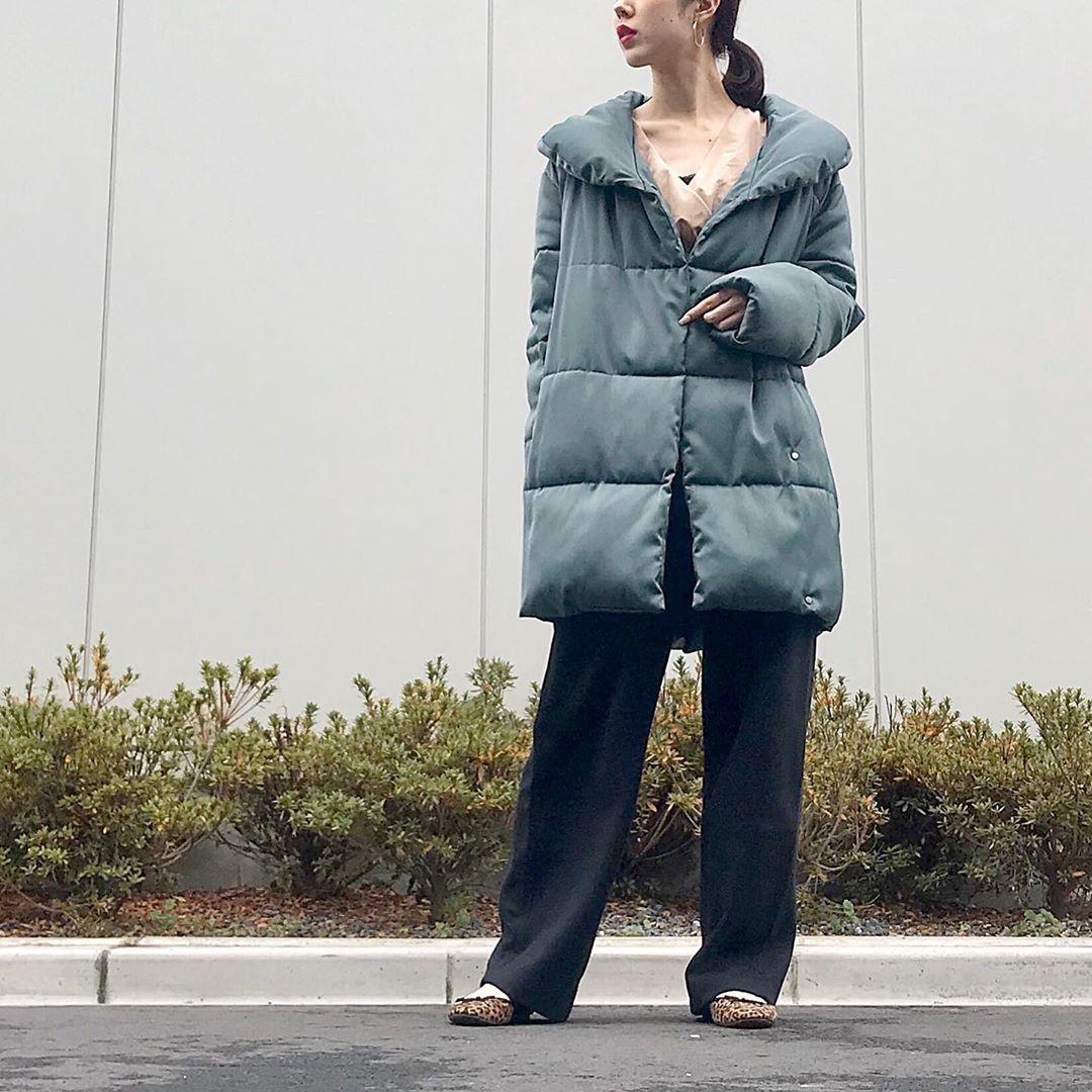 最高気温5度・最低気温0度 hikari_k0122の服装