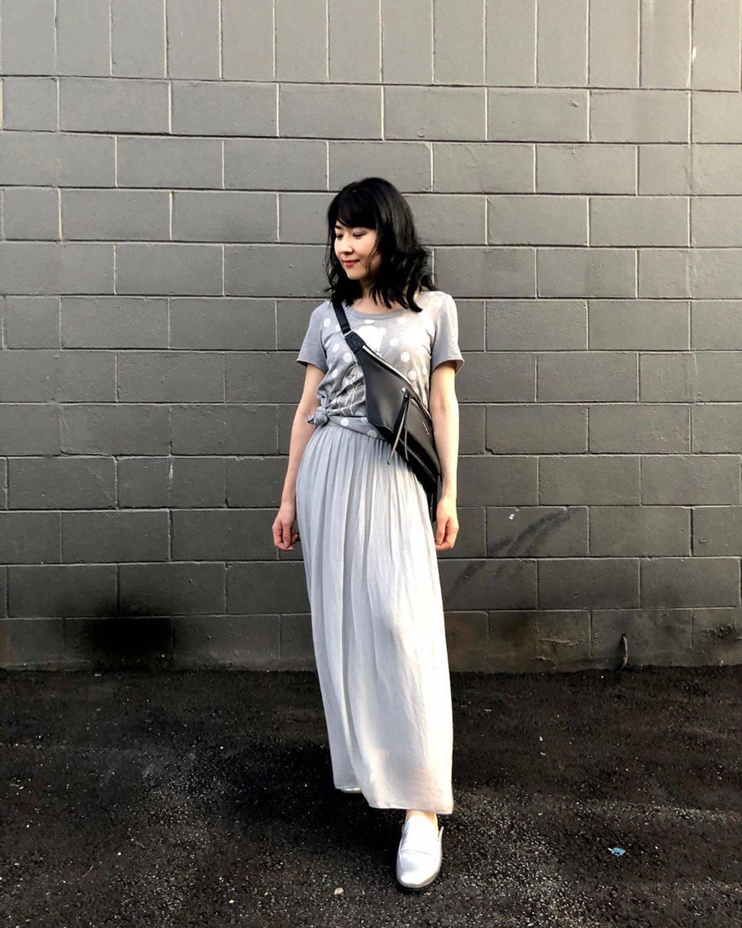 最高気温22度・最低気温19度 i.styleclosetの服装