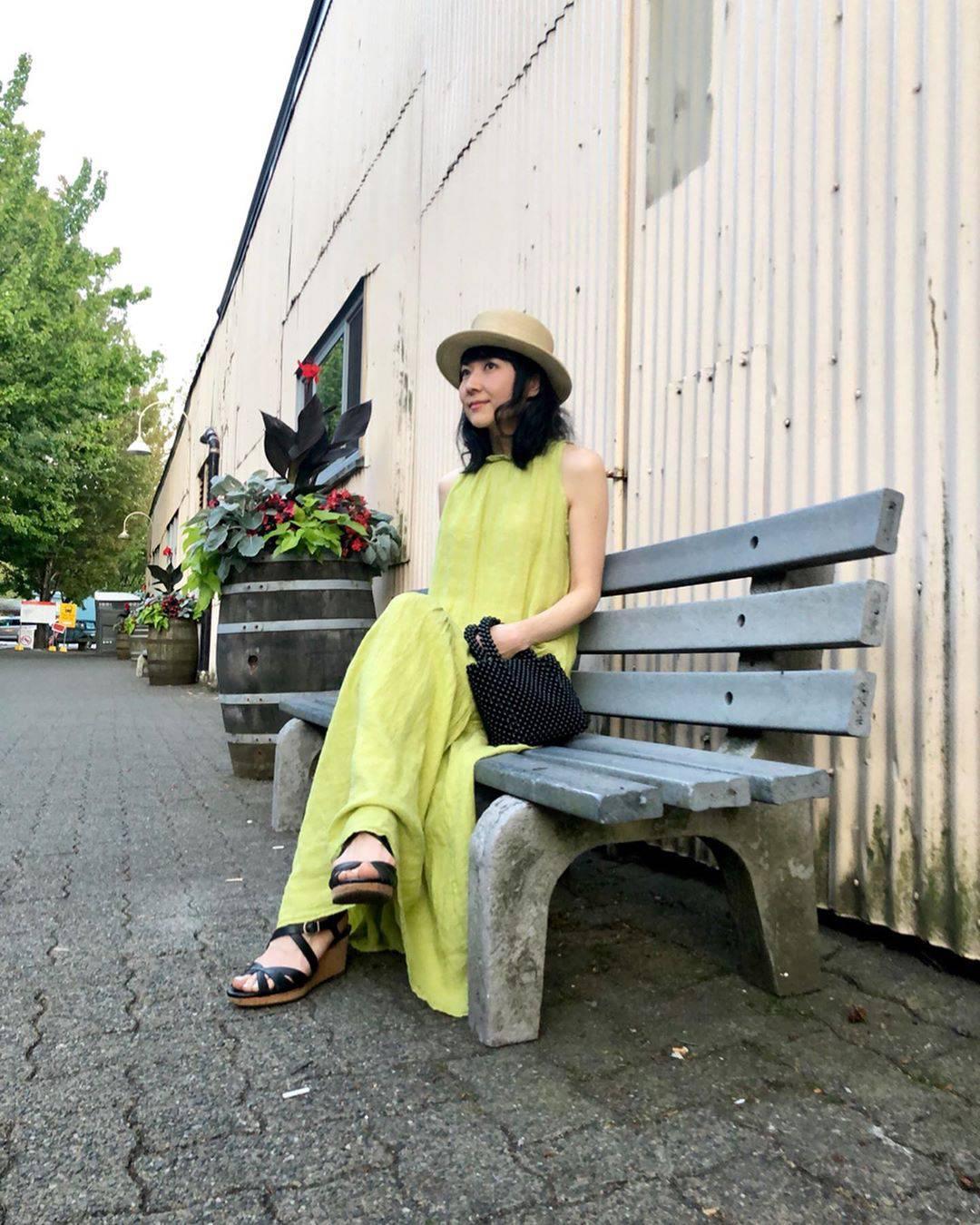 最高気温33度・最低気温24度 i.styleclosetの服装