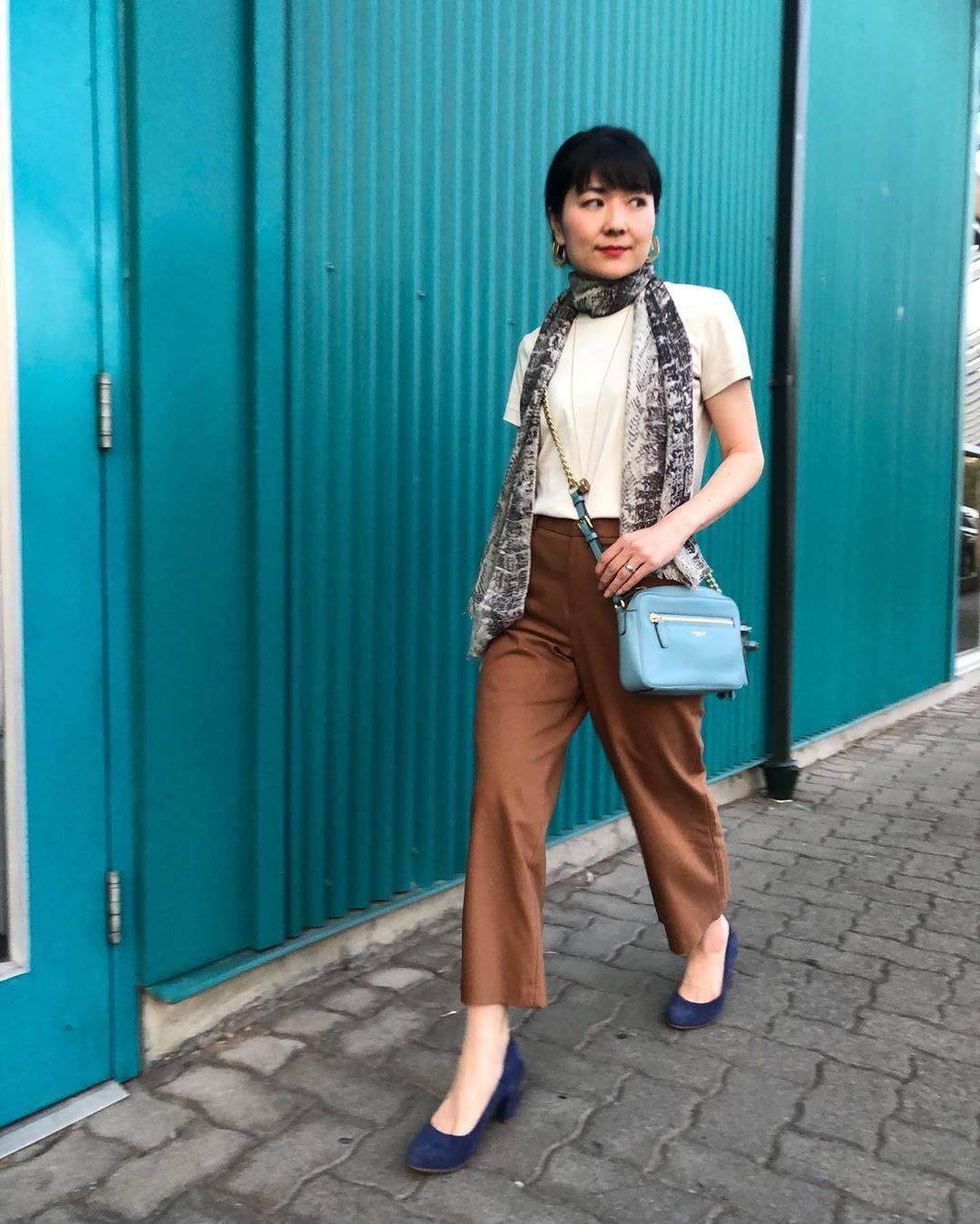 最高気温28度・最低気温22度 i.styleclosetの服装