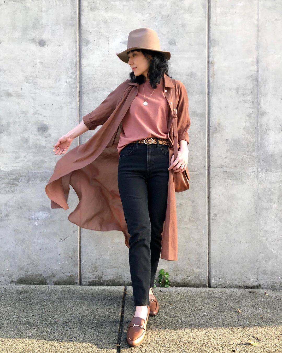最高気温25度・最低気温21度 i.styleclosetの服装