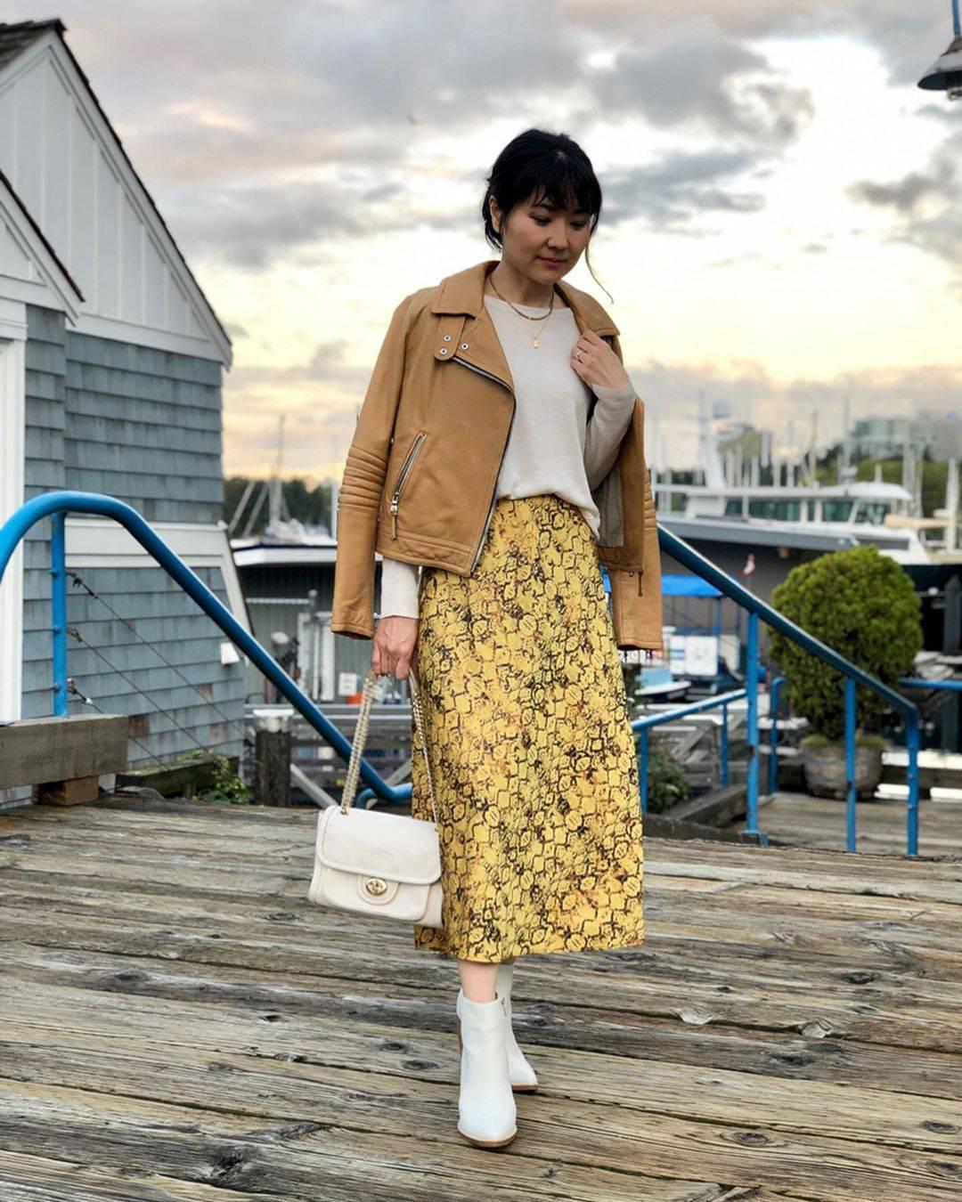 最高気温31度・最低気温22度 i.styleclosetの服装