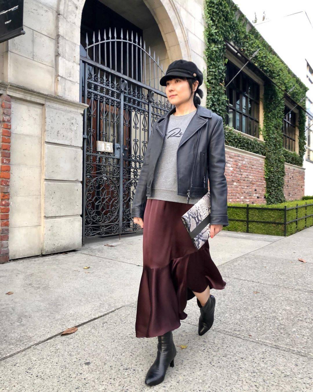最高気温27度・最低気温19度 i.styleclosetの服装