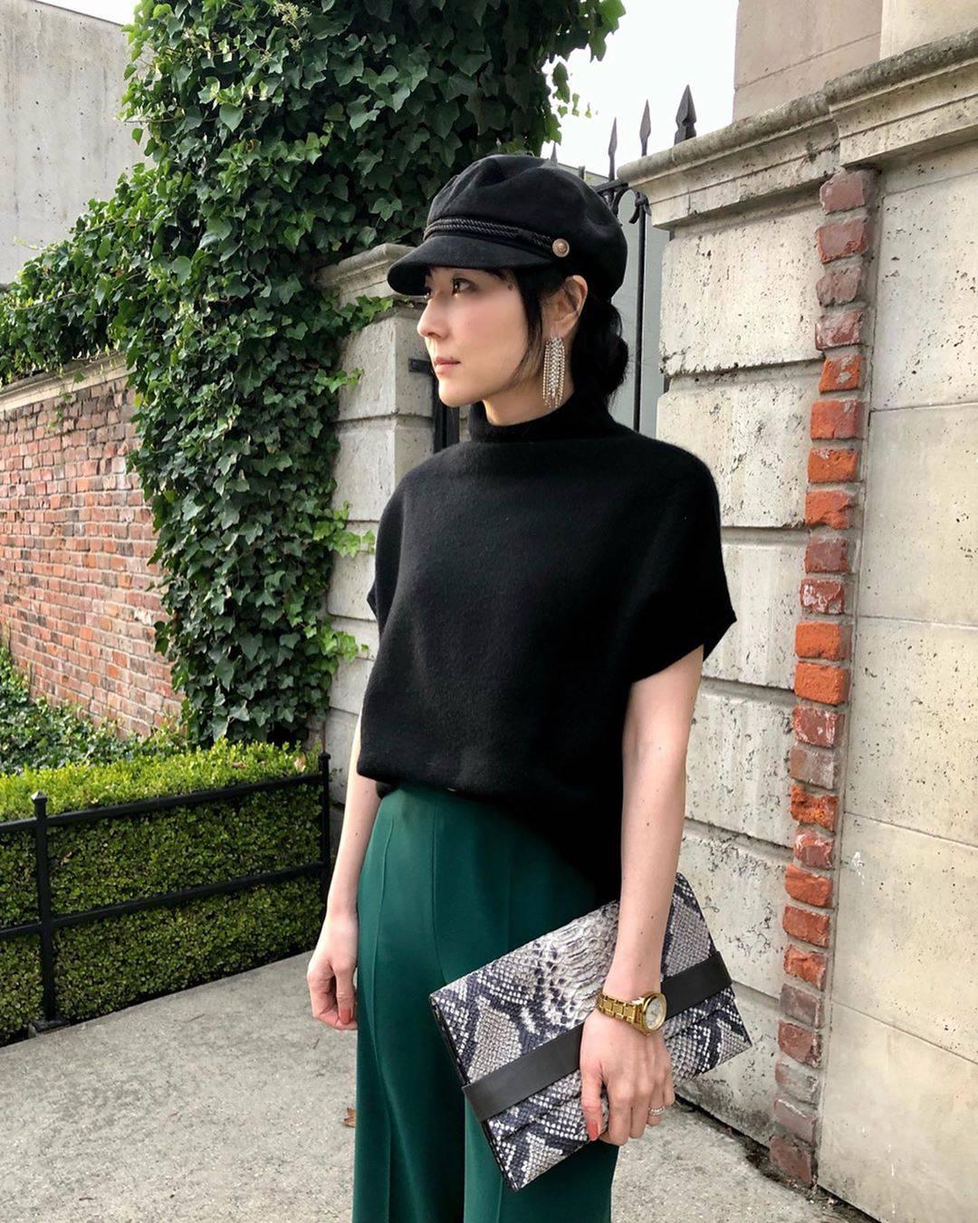 最高気温29度・最低気温21度 i.styleclosetの服装