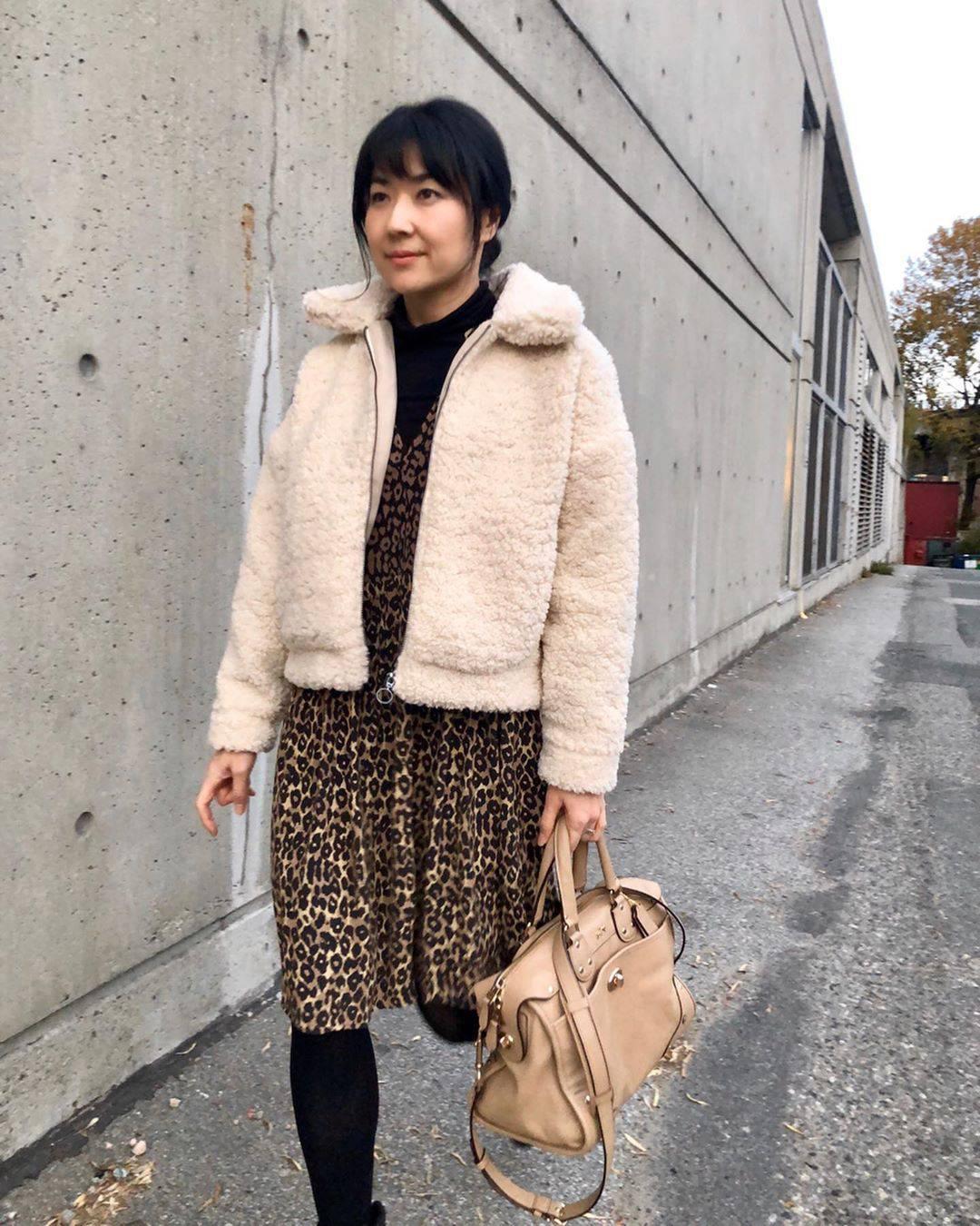 最高気温22度・最低気温9度 i.styleclosetの服装