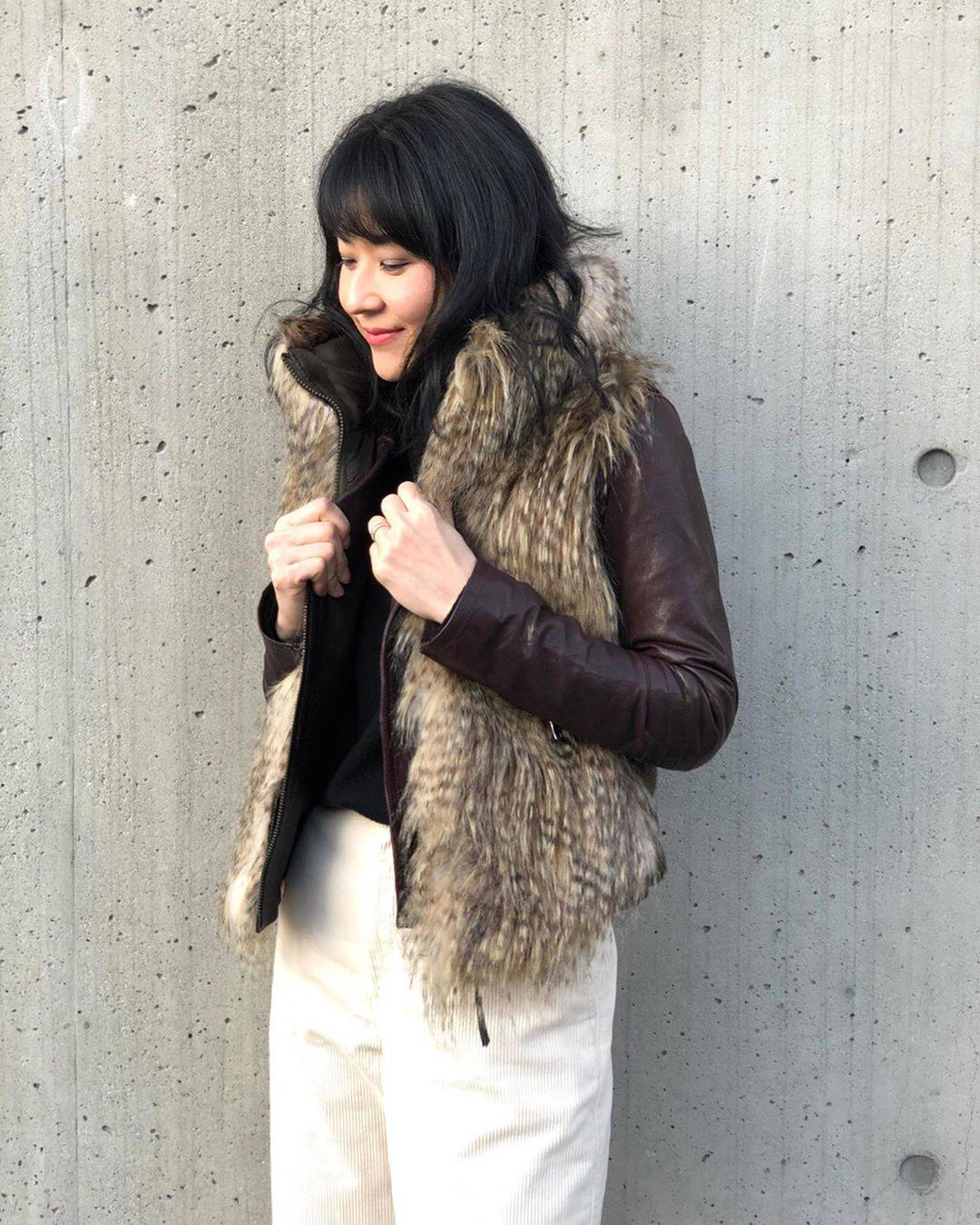 最高気温16度・最低気温6度 i.styleclosetの服装
