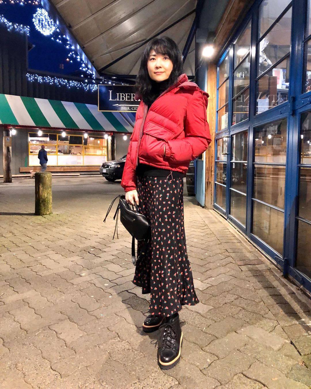 最高気温14度・最低気温6度 i.styleclosetの服装