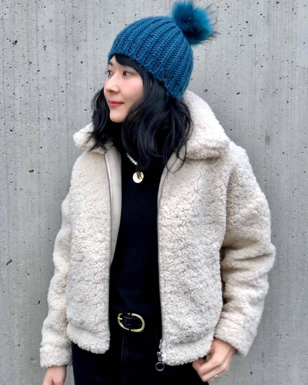 最高気温10度・最低気温2度 i.styleclosetの服装