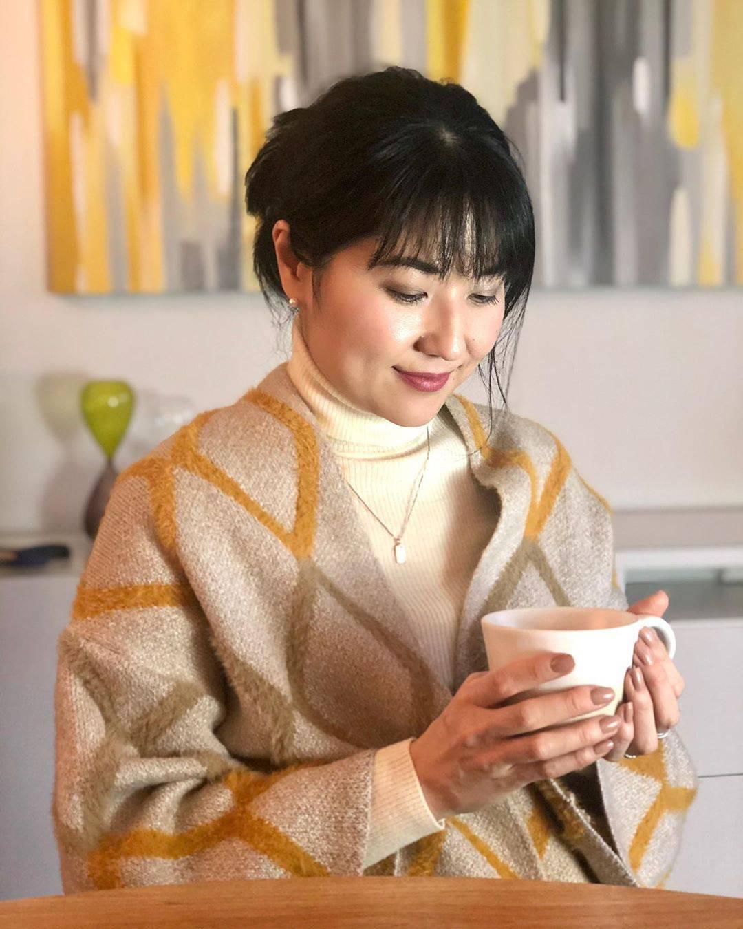 最高気温13度・最低気温7度 i.styleclosetの服装
