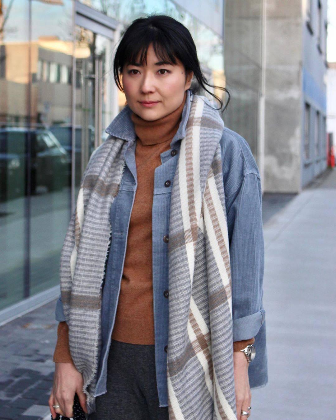 最高気温8度・最低気温1度 i.styleclosetの服装