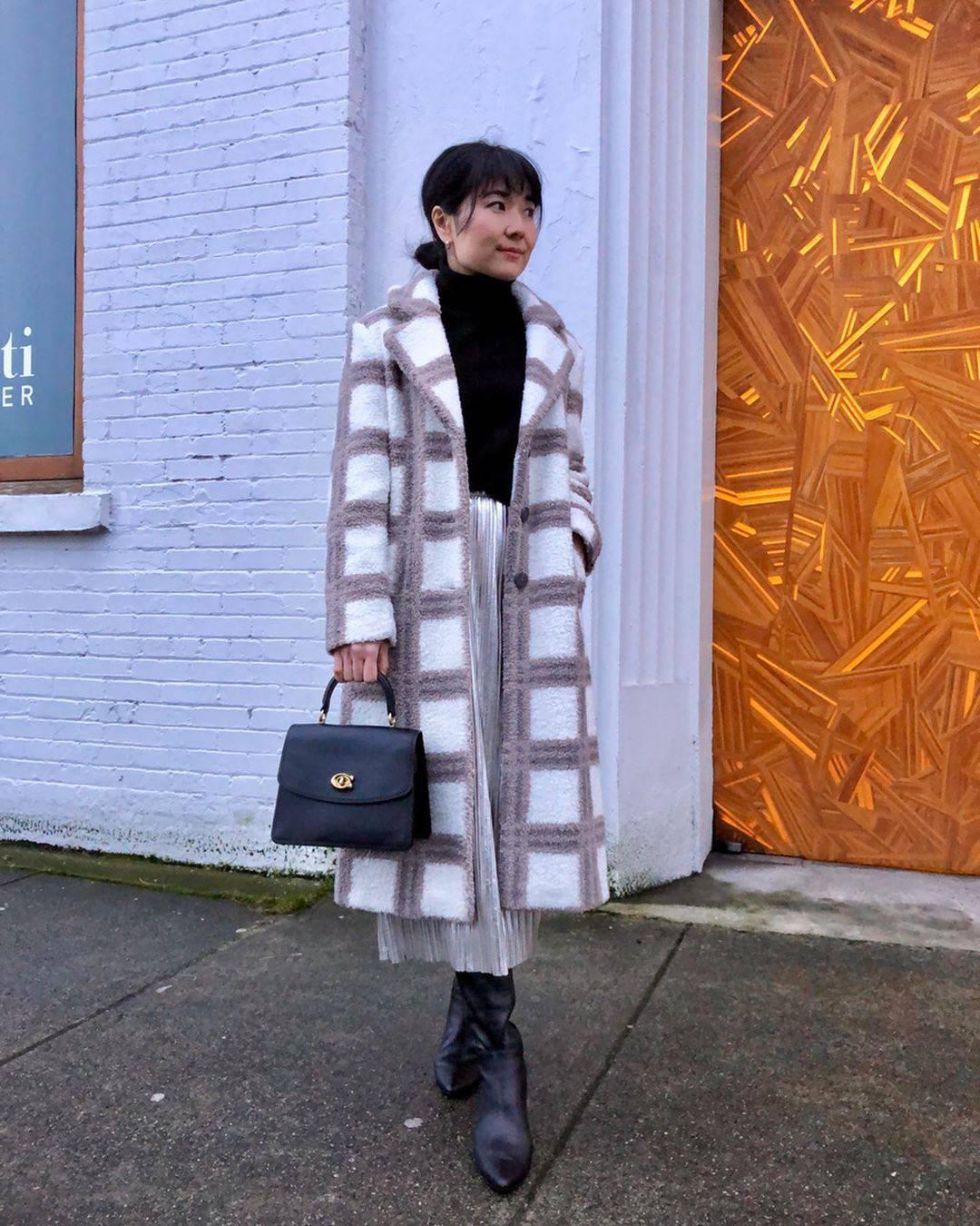 最高気温16度・最低気温5度 i.styleclosetの服装