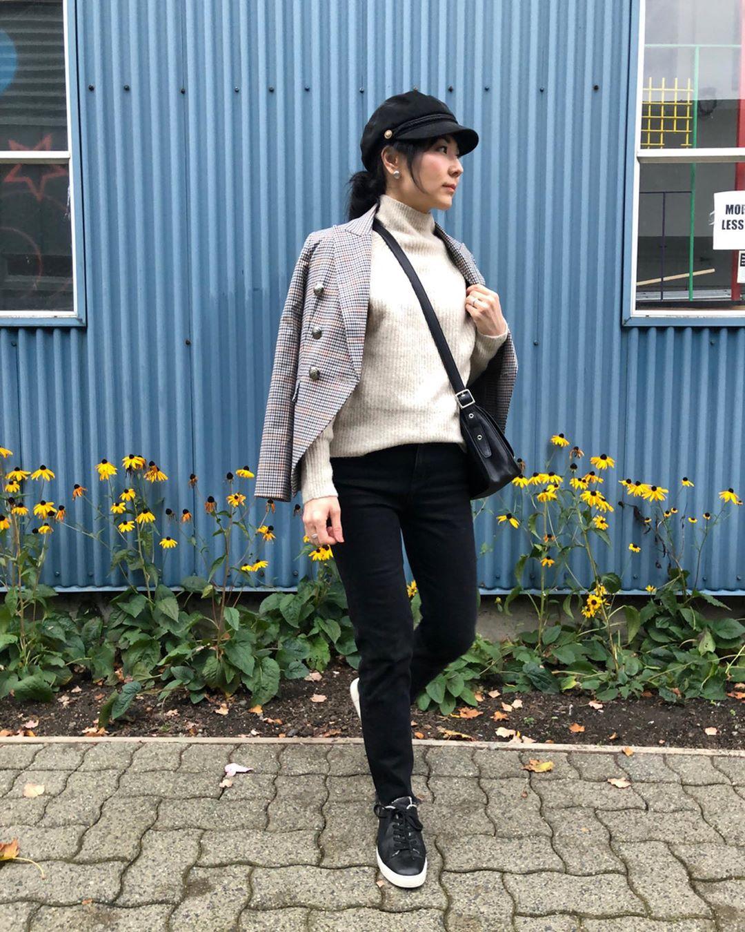 最高気温20度・最低気温10度 i.styleclosetの服装