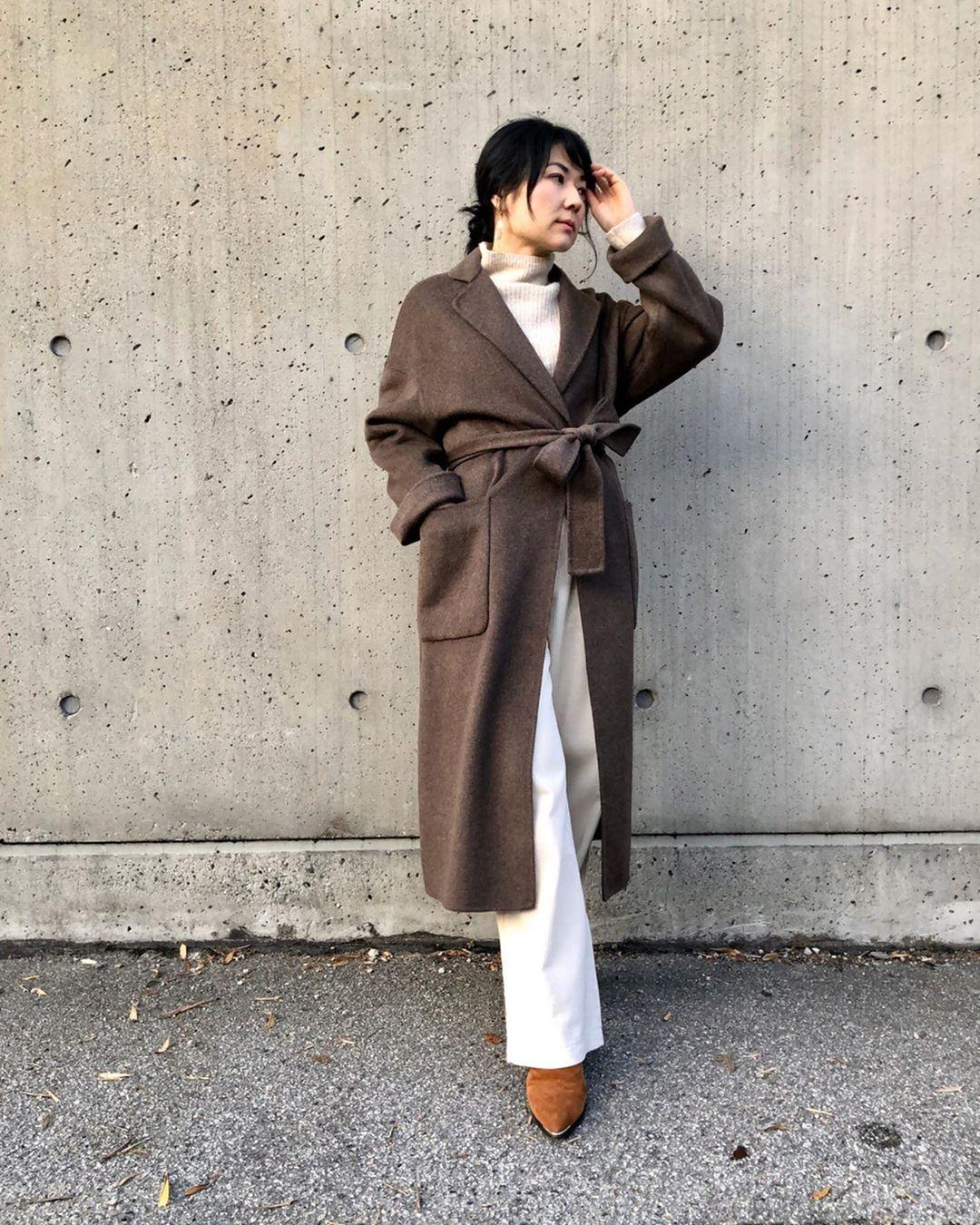 最高気温15度・最低気温5度 i.styleclosetの服装
