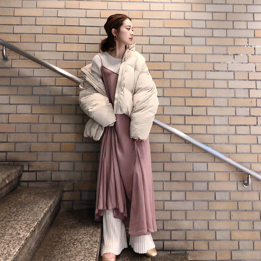 最高気温5度・最低気温0度 ka_llyの服装