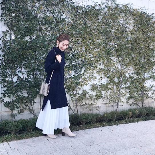 最高気温25度・最低気温15度 kaeee.yamの服装