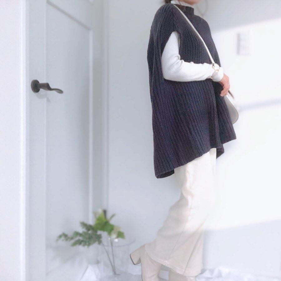 最高気温20度・最低気温10度 kotomama7577の服装