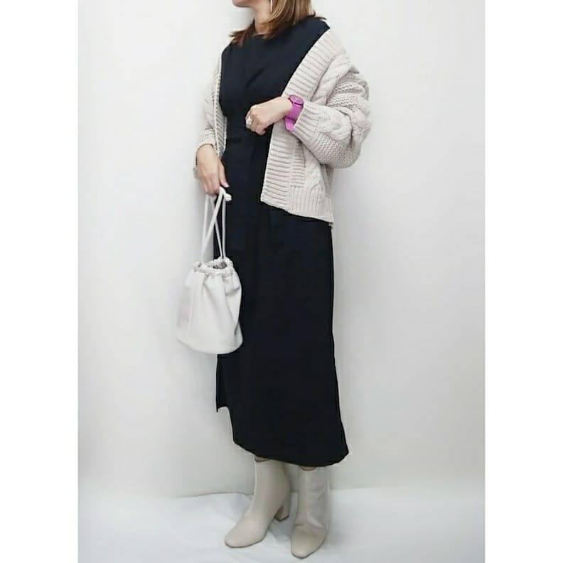 最高気温30度・最低気温20度 mamkorisaの服装