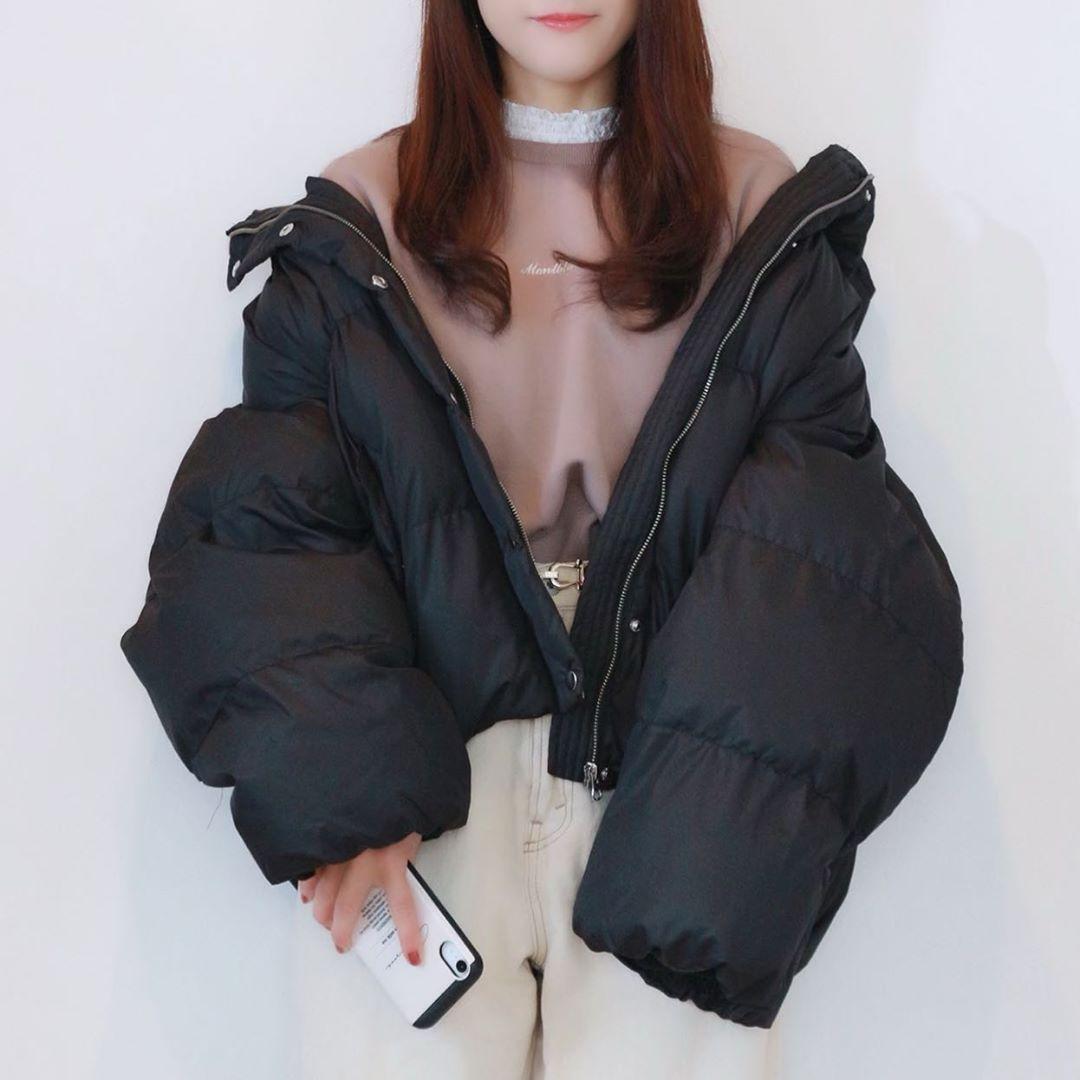最高気温5度・最低気温0度 manatu.000の服装