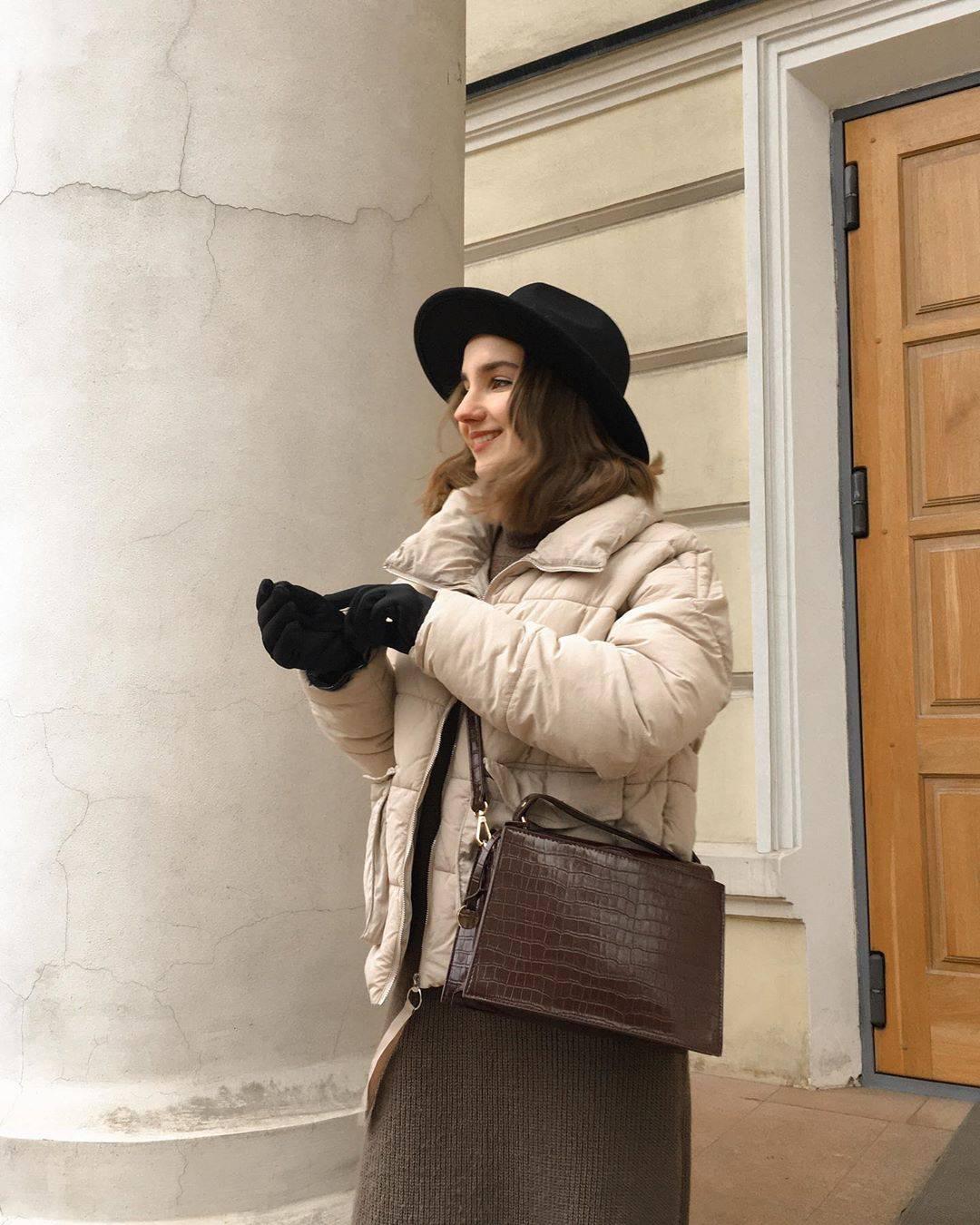 最高気温1度・最低気温-1度 marr_susの服装